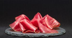 Ham on a slate