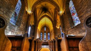 Wedding Catering Page picture - Dornoch Cathedral
