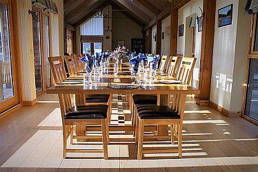 Gordonbush Estate Dining room